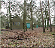 TG1608 : Guardroom disguised as a bungalow by Evelyn Simak