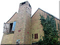 TG3420 : Brick chimney by Evelyn Simak