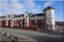 SJ6807 : Houses on Captain Webb Drive, Dawley by Ian S