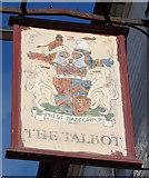 SJ6807 : The Talbot, High Street, Dawley by Ian S
