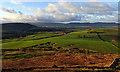 NZ5712 : Aireyholme from Roseberry by Mick Garratt