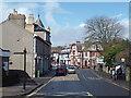 SX9265 : Babbacombe Road, near St Marychurch by Malc McDonald