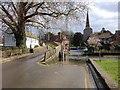 TQ5365 : Aegen's Ford, Eynsford by Chris Whippet