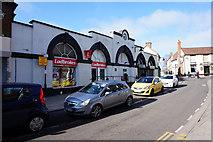 SJ6807 : Ladbrokes Bookmaker on High Street, Dawley by Ian S