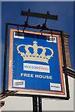 SJ6807 : The Crown on the High Street, Dawley by Ian S