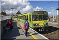 O2912 : DART train at Greystones by Rossographer