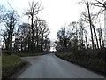 TM1353 : Sandy Lane, Hemingstone by Adrian Cable