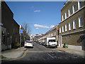 TQ3378 : Smyrk's Road, Walworth by Robin Stott
