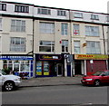 SH9478 : William Hill, Pensarn, Abergele by Jaggery