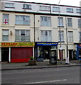 SH9478 : Pensarn Fish and Chips, Pensarn, Abergele by Jaggery