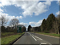 TM1054 : A140 Kettle Lane, Coddenham Green by Adrian Cable