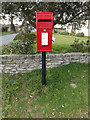 TM0955 : Flordon Road Postbox by Adrian Cable