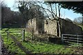 ST7159 : Barn, Dunkerton Bridge by Derek Harper