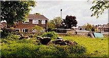 SE2134 : Sunfield Graveyard, Stanningley, Leeds by Mark Stevenson