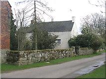 SK3528 : House on Church Lane, Barrow upon Trent by M J Richardson