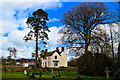 SO6287 : The Old Rectory, Cleobury North by Philip Pankhurst