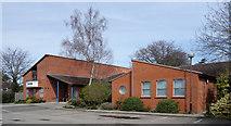 TL5646 : Linton Health Centre by M H Evans