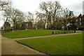 TQ2983 : St Martin's Gardens, Camden Town by Julian Osley
