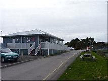 TQ0102 : The Boat House, Littlehampton Marina Cafe by Jeff Gogarty