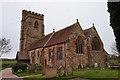 SJ6327 : St Peter's Church, Stoke on Tern by Ian S