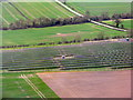SK4825 : Solar farm at Kegworth by M J Richardson