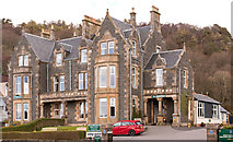 NM8530 : Wellpark and Glenrigh Hotels, Oban - April 2016 (2) by The Carlisle Kid