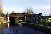 SJ9400 : Wards Bridge, Wyrley & Essington Canal by Stephen McKay