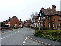 SO4382 : The Stokesay Inn by James Allan