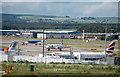 NJ8712 : Aberdeen Airport by Bill Harrison