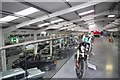 SC3698 : Inside the Isle of Man Motor Museum by Glyn Baker