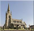TF0854 : St Thomas' church, Digby by Julian P Guffogg