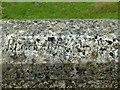 SP9599 : Inscription on Welland Bridge – 2 by Alan Murray-Rust