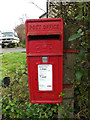 TM1355 : 36 Greenhill Postbox by Adrian Cable