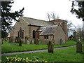 NY3745 : All Saints church, Raughton Head by David Purchase