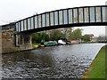 SE3523 : The Aire & Calder Navigation at Birkwood Bridge by Graham Hogg
