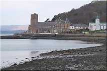 NM8530 : St Columba's Cathedral, Oban by Jim Barton