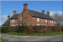 SJ9413 : Pillaton Farm Cottages by John M