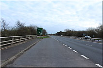 NS3337 : The A78 to Ayr by Billy McCrorie