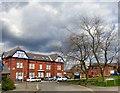 SJ9594 : Hyde Hospital by Gerald England