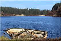 NS0123 : Loch Garbad by Leslie Barrie