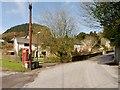 SO0571 : Abbeycwmhir Telephone Kiosk by David Dixon