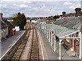 SO0561 : Llandrindod Station by David Dixon
