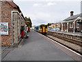 SO0561 : Arriva Wales Train at Llandrindod by David Dixon
