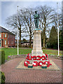 SO0661 : Llandrindod Wells Great War Memorial by David Dixon