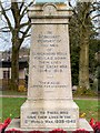 SO0661 : Llandrindod Wells War Memorial Dedication by David Dixon
