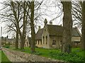 SK9401 : The Old School, South Luffenham by Alan Murray-Rust
