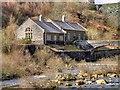 SN9264 : Turbine Housing, River Elan by David Dixon