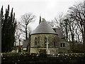 NY4577 : Apse, church of St. Nicholas by Jonathan Thacker