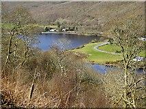 SN7079 : Afon Rheidol near Cwm Rheidol Reservoir by David Dixon