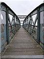 SK2423 : Footbridge, Burton-on-Trent by Chris Allen